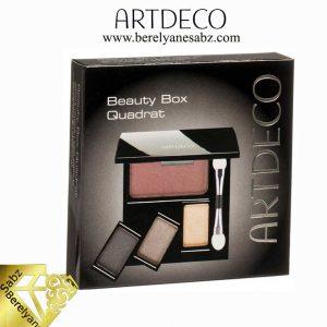 بیوتی باکس 6 تایی آرت دکو Artdeco Beauty Box Quadrat