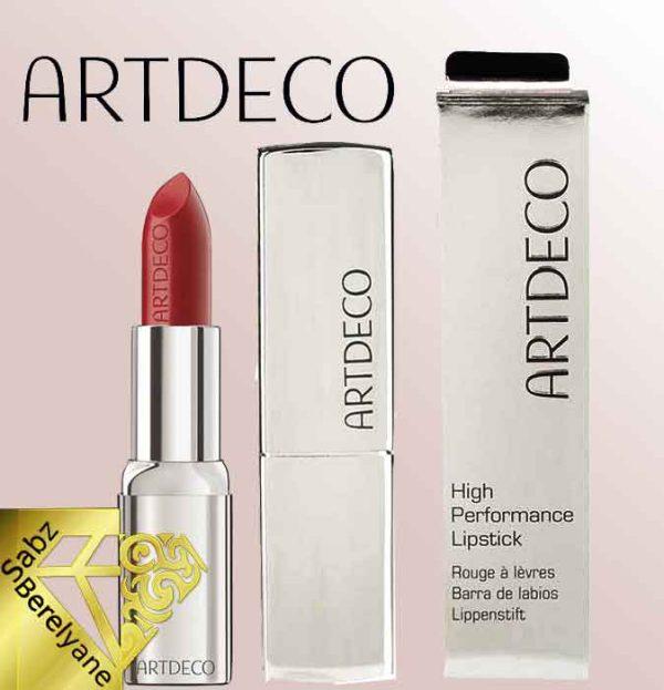 رژلب جامد پرفورمنس آرت دکو ARTDECO محصول آلمان