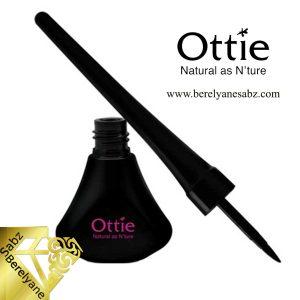 خط چشم کوزه ای ضدآب اوتی Ottie Waterproof Eyeliner