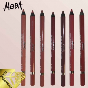 مداد لب شمعی ضدآب مودا MODA محصول ترکیه