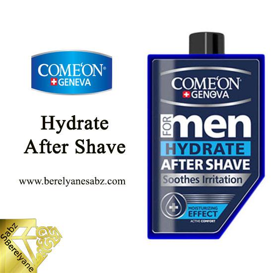 ژل افترشیو آبرسان آقایان کامان Comeon Hydrate After Shave