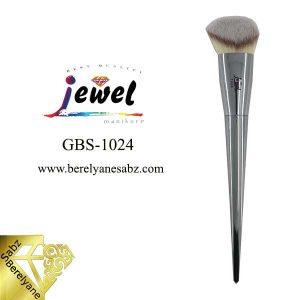 براش کرم پودر جیول کد JEWEL GBS-1024 Foundation Brush