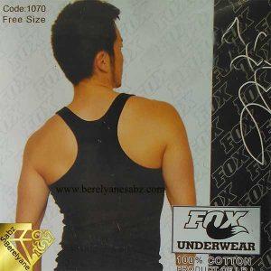 زیرپوش رکابی مردانه پشت قهرمانی FOX Men's Underwear