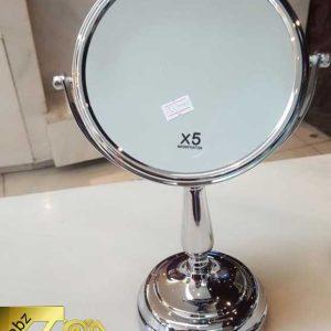 آینه آرایشی رومیزی با بزرگنمایی Desktop Mirror 5X