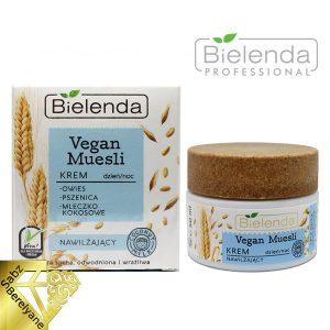 کرم آبرسان با منشا گیاهی جو دوسر بیلندا Bielenda Vegan Muesli