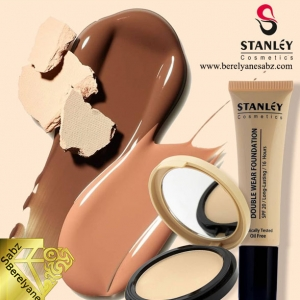 کرم پودر استنلی Stanley Double Wear Foundation