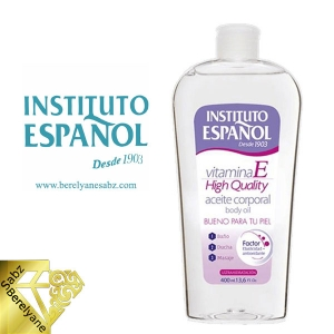 روغن بدن ویتامین E اسپانول Espanol Vitamin E Body Oil