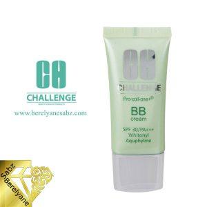 کرم پودر چند کاره بی بی چلنج Challenge BB Cream Highlight